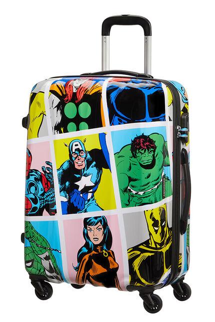 Marvel Legends Walizka na 4 kołach 65cm