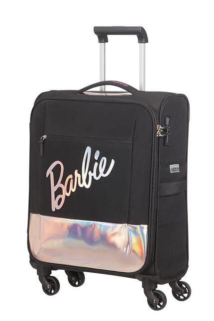 Modern Glow Barbie Walizka na 4 kołach 55cm